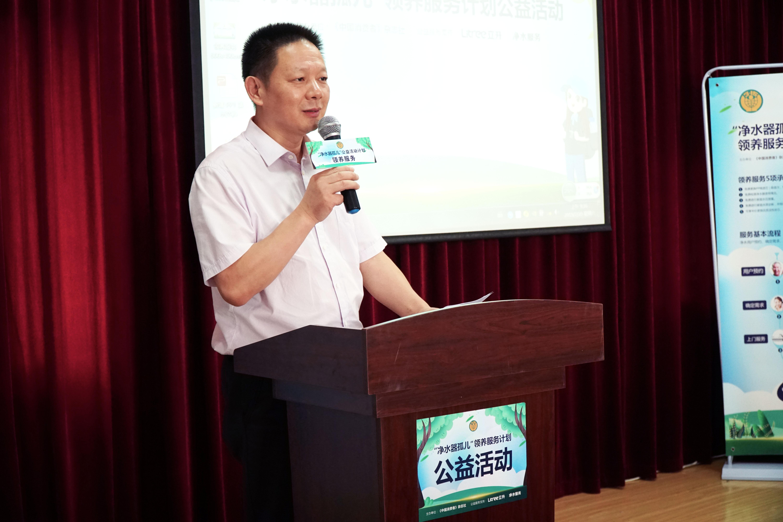 湖北省消费者协会秘书长 陈胜